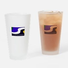 Sacramento, California Drinking Glass
