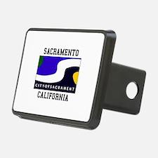 Sacramento California Hitch Cover