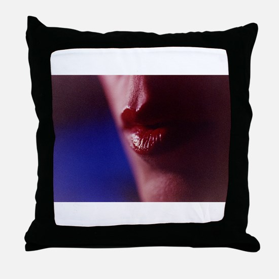 Cute 35mm Throw Pillow