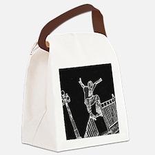 Skate Ollie Canvas Lunch Bag