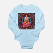 Daily Focus Mandala 4.2.15 Lakshmi Body Suit