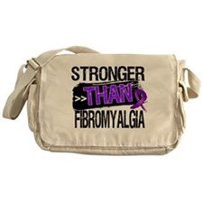 Stronger Than Fibromyalgia Messenger Bag