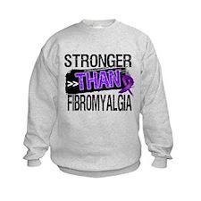 Stronger Than Fibromyalgia Sweatshirt