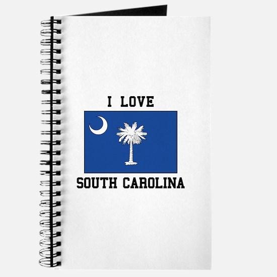 I Love South Carolina Journal