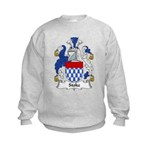 Stoke Family Crest Kids Sweatshirt