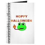 HOPPY HALLOWEEN Journal