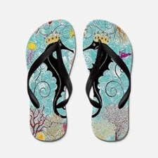 Fanta Sea Flip Flops