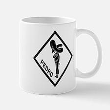PEDRO Patch (B) Mugs