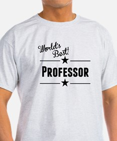 Worlds Best Professor T-Shirt