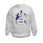 Stockwood Family Crest Kids Sweatshirt