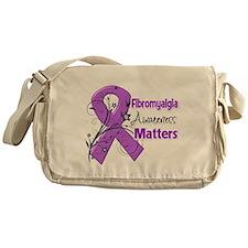 Fibromyalgia Matters Messenger Bag