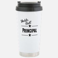 Worlds Best Principal Travel Mug