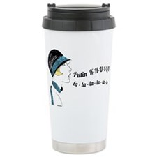 Flapper says: Putin Khu Travel Mug