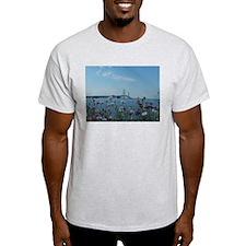 Unique Mackinac bridge T-Shirt