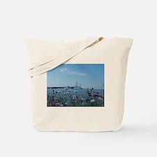 Cute Great lakes Tote Bag
