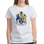Stockport Family Crest Women's T-Shirt