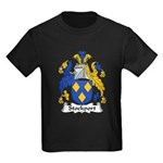 Stockport Family Crest Kids Dark T-Shirt