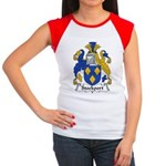 Stockport Family Crest Women's Cap Sleeve T-Shirt