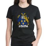 Stockport Family Crest Women's Dark T-Shirt