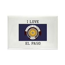 El Paso, Texas Magnets