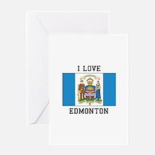 Edmonton Alberta Greeting Cards