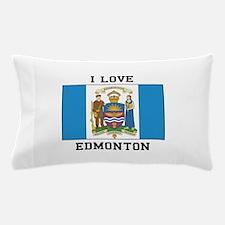 Edmonton Alberta Pillow Case