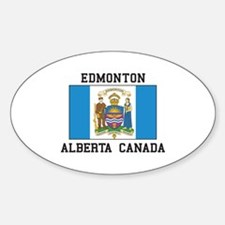 Edmonton Alberta Decal