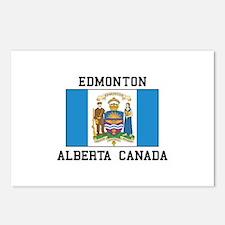 Edmonton Alberta Postcards (Package of 8)