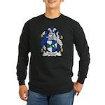 Stocker Family Crest Long Sleeve Dark T-Shirt