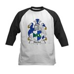 Stocker Family Crest Kids Baseball Jersey