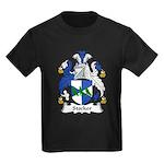 Stocker Family Crest Kids Dark T-Shirt