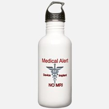 Medical Alert Device I Sports Water Bottle