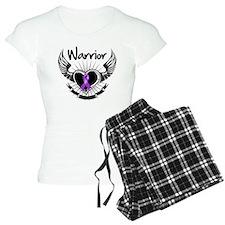 Fibromyalgia Warrior Pajamas