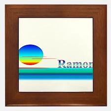 Ramon Framed Tile