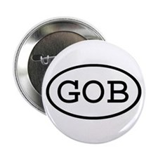GOB Oval Button