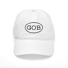 GOB Oval Baseball Cap