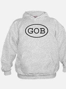 GOB Oval Hoodie