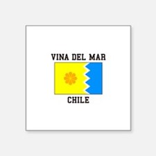 Vina del Mar, Chile Sticker