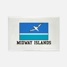 Midway Islands Magnets