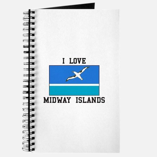 Love Midway Islands Journal