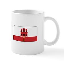 Gibraltar Flag Mugs