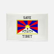 Save Tibet Magnets