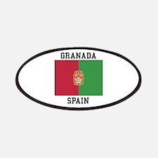 Granada Spain Patch