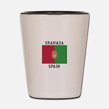 Granada Spain Shot Glass