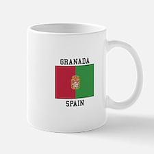 Granada Spain Mugs