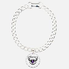 Fibromyalgia Warrior Bracelet