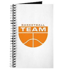 Basketball Team Journal