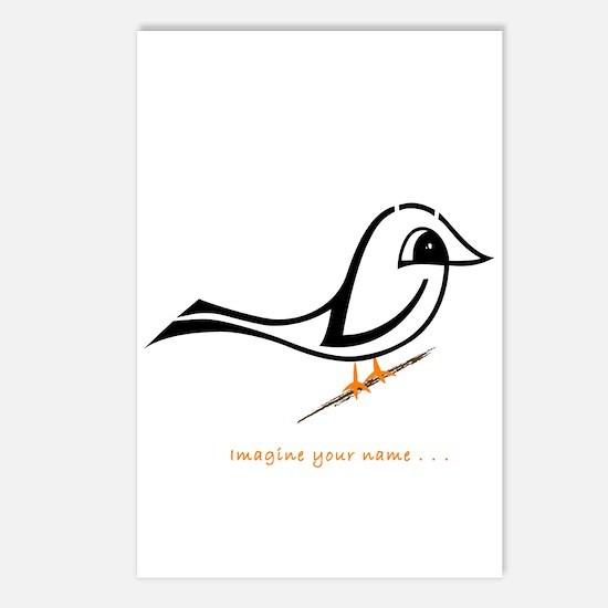 Navid Bird 1 Postcards (Package of 8)