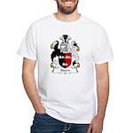 Steere Family Crest White T-Shirt