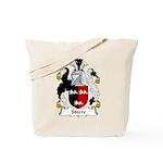 Steere Family Crest Tote Bag
